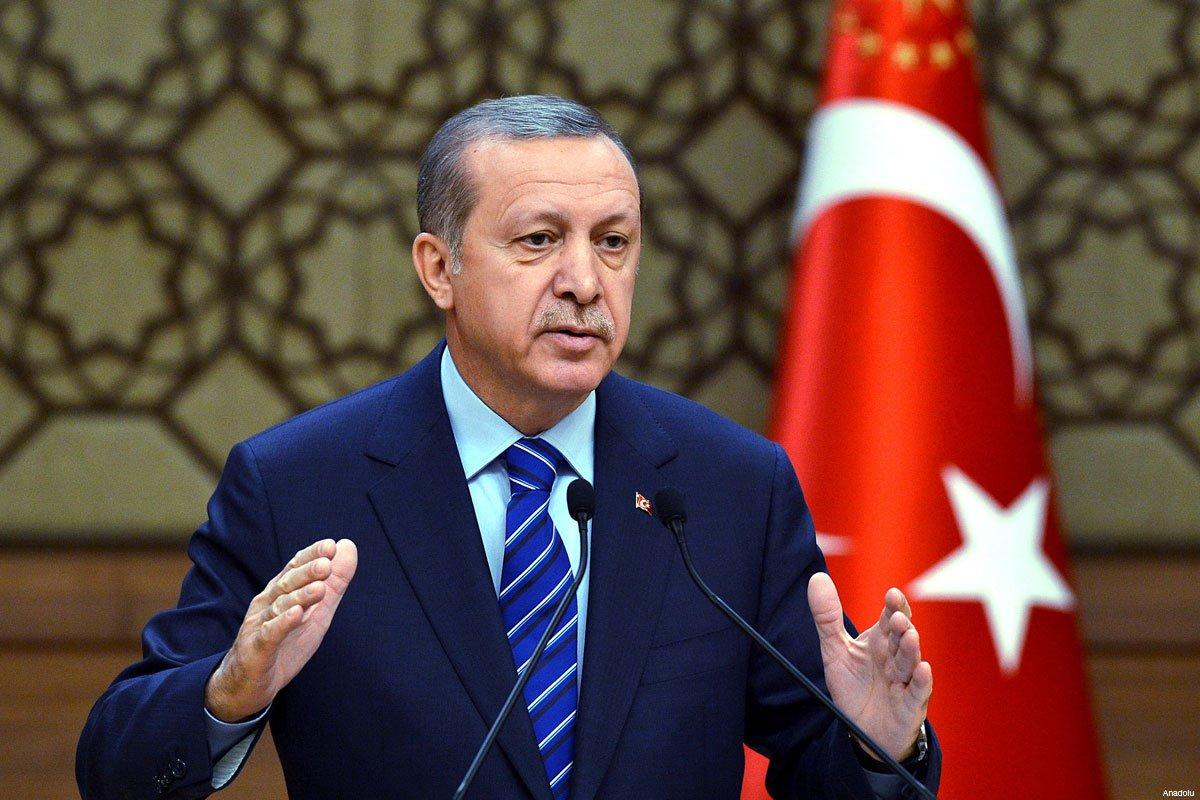 ہم کسی بھی وقت اپنے نئے اہداف کا اعلان کر سکتے ہیں: صدر رجب طیب ایردوان