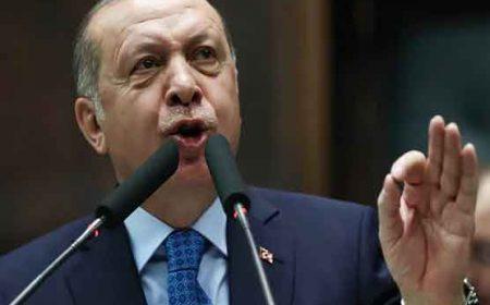 ترکی کے صدر رجب طیب اردوان نے قبل از وقت الیکشن کا اعلان کر دیا
