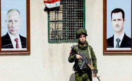 مغربی ملک کی خفیہ ایجنسیوں نے شام میں کیمیائی حملوں کا ڈرامہ رچایا، روس