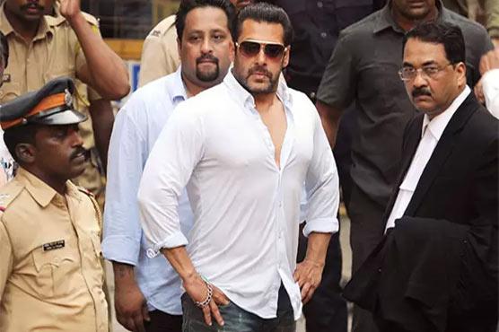 چنکارہ ہرن شکار کیس میں بالی ووڈ اداکار سلمان خان گرفتار