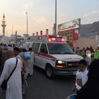 Saudi Arabia, Traffic Accident