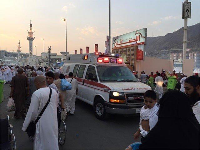 سعودی عرب، ٹریفک حادثے میں 4 برطانوی معتمرین جاں بحق