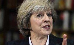 شام پر حملہ روس کے رویے اور بشارالاسد کی ہٹ دھرمی کے باعث کیا، برطانوی وزیراعظم