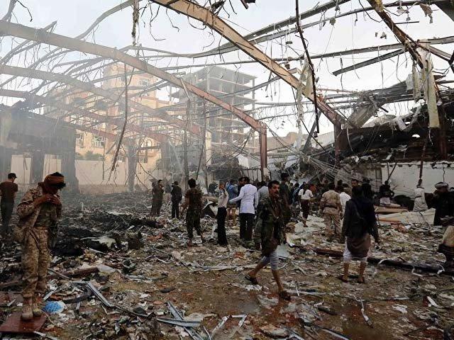 یمن میں شادی کی تقریب پر فضائی بم باری، دلہن سمیت 20 افراد ہلاک