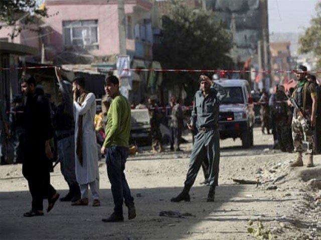افغانستان کی مسجد میں دھماکا، 13 افراد جاں بحق