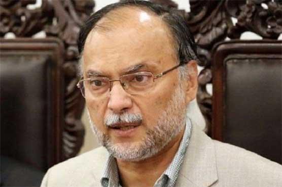 تحریک انصاف کے 100 روزہ پلان پر ہنسی آئی: احسن اقبال