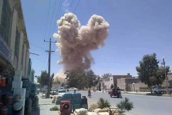 افغانستان میں کار بم دھماکہ، 16 افراد جاں بحق