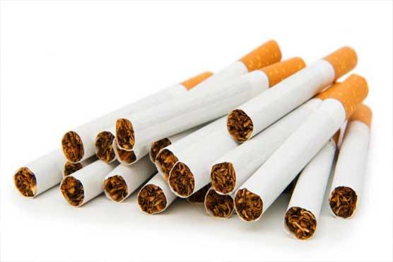 مقامی سگریٹ پر ٹیکس بڑھانے کا نوٹیفیکیشن جاری