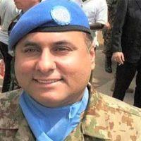 Colonel Sohail Abid