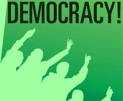 جمہوریت ہماری ناکام ہو چکی ہے