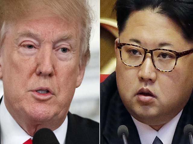 شمالی کوریا کے سربراہ سے ملاقات شرائط پرعمل درآمد سے مشروط ہے، ڈونلڈ ٹرمپ