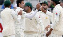 پاکستان نے ڈبلن ٹیسٹ میں آئرلینڈ کو شکست دیدی
