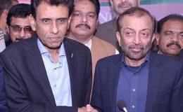 ایم کیو ایم پاکستان کے دونوں دھڑوں کا 5 مئی کو مشترکہ جلسہ کرنے کا اعلان