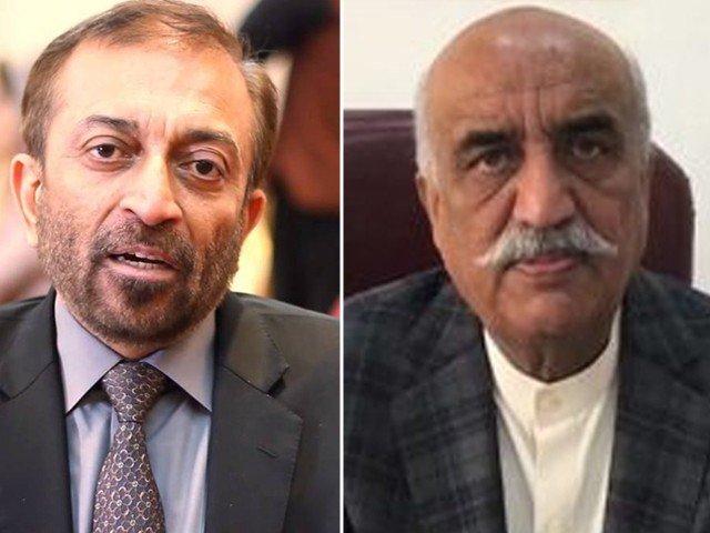 سندھ کی تقسیم کے معاملے پر قومی اسمبلی میں فاروق ستار اور خورشید شاہ میں نوک جھونک