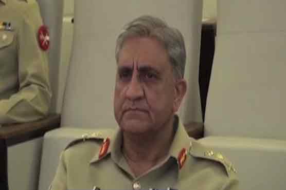 کراچی میں امن برقرار رکھنے کی کوششیں جاری رکھی جائیں: آرمی چیف