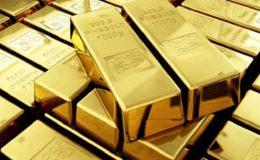 سونا 450 روپے مہنگا، فی تولہ 57 ہزار کی سطح سے بڑھ گیا