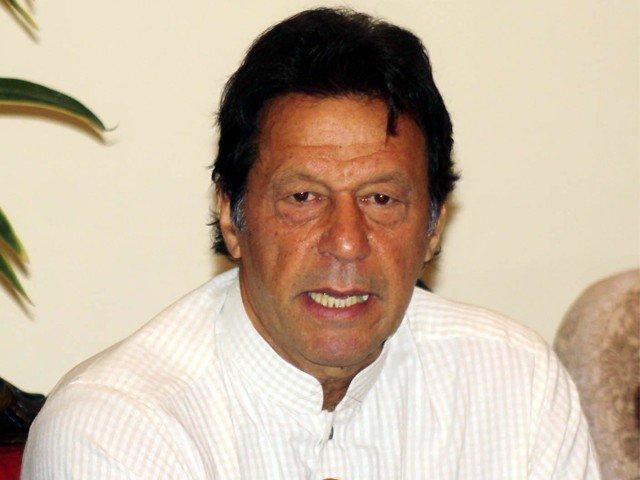 نواز شریف سن لیں! دھرنا چار حلقے کھولنے کے لئے دیا: عمران خان