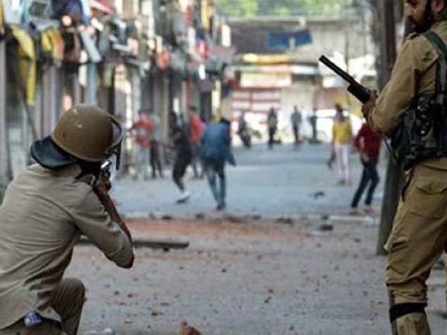 مقبوضہ کشمیر میں بھارتی فوج کی فائرنگ سے چار طلبا شہید