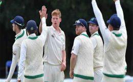 آئر لینڈ کا پاکستان کے خلاف اولین ٹیسٹ کیلیے 14 رکنی اسکواڈ کا اعلان