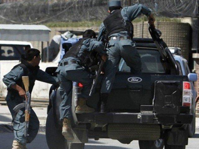 کابل میں پولیس اسٹیشنوں پر خودکش حملے، 5 اہلکار ہلاک