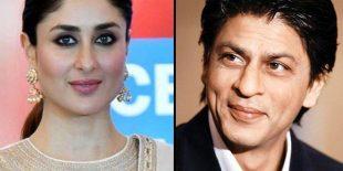 کرینہ کا شاہ رخ کے ساتھ فلم میں کام کرنے سے انکار