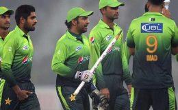 ٹی ٹوئنٹی رینکنگ؛ پاکستان بدستور ٹاپ پوزیشن پر موجود