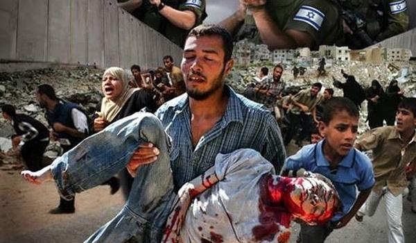 پکار رہا ہے فلسطین