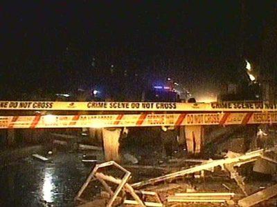 Peshawar Hotel Blast