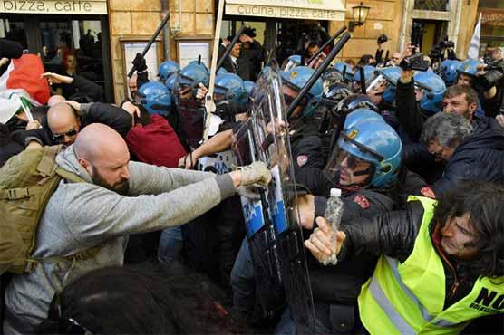 اٹلی: سیاسی بحران جاری، وزیراعظم نے حکومت سازی سے معذرت کر لی