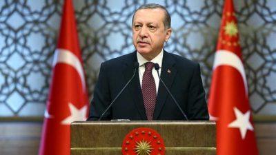Rajab Tayyip Erdoğan