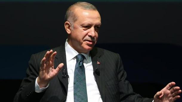 شامی سرزمین شامی عوام کی ہی ہے، صدر رجب طیب ایردوان