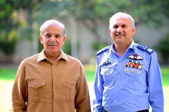 محکمہ صحت پنجاب اور پاکستان ائیر فورس کے درمیان معاہدہ