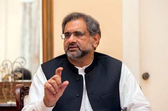 وزیراعظم شاہد خاقان کا نواز شریف کے متنازع بیان پر پریس کانفرنس کا اعلان