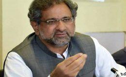نواز شریف کا بیان بھارتی میڈیا نے غلط انداز میں اچھالا: وزیرِاعظم شاہد خاقان عباسی