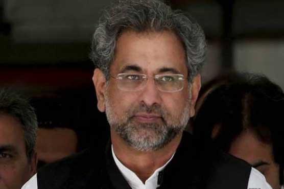 گالیاں دینے والے پاکستانی عوام کے نمائندہ نہیں، وزیرِاعظم عباسی