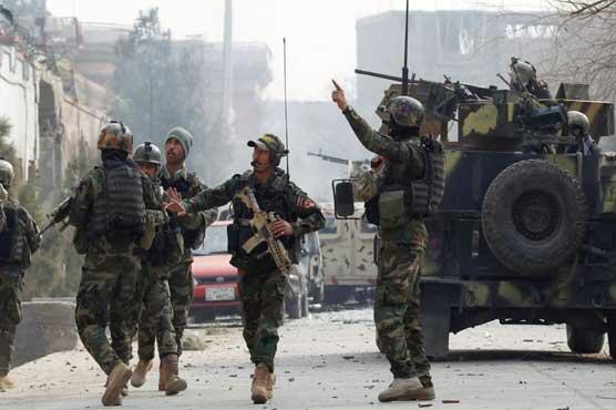 افغان شہر جلال آباد میں خودکش دھماکے اور فائرنگ، 9 افراد جاں بحق