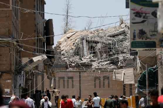 سعودی اتحادی فوج کا یمن پر ایک اور حملہ، 6 افراد ہلاک