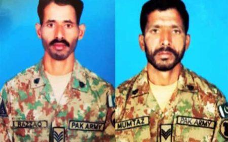 جنوبی وزیرستان: سکیورٹی فورسز کی کارروائی، 6 دہشتگرد ہلاک، 2 جوان شہید