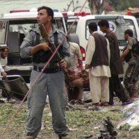 Afghanistan Suicide Blast
