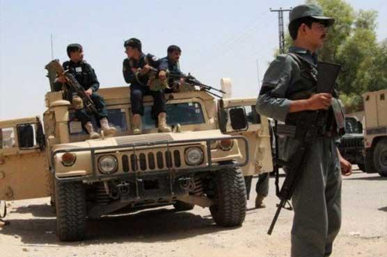 افغان صوبے قندوز میں طالبان کا حملہ، 19 پولیس اہلکار جاں بحق