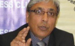 مقبوضہ کشمیر کی گھمبیر صورتحال پر اقوام متحدہ کی سلامتی کونسل کا اجلاس بلایا جائے، علی رضا سید کا مطالبہ