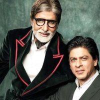 Amitabh Bachchan - Shahrukh Khan