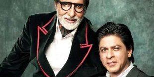امیتابھ بچن اور شاہ رخ خان ایک ساتھ جلوہ گر ہوں گے