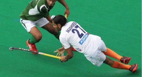 چیمپئنز ٹرافی؛ بھارت نے پاکستان کو 0-4 سے شکست دیدی