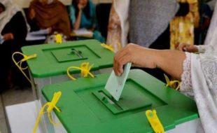 ضلع چکوال میں الیکشن