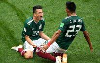 فٹبال ورلڈ کپ کا بڑا اَپ سیٹ؛ میکسیکو نے دفاعی چیمپئن جرمنی کو ہرا دیا