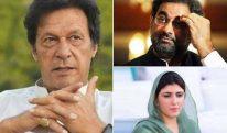 این اے 53؛ عمران، شاہد خاقان اور عائشہ گلالئی کے کاغذات نامزدگی مسترد