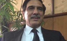 نیب ریفرنسز؛ نواز شریف کے وکیل خواجہ حارث کیس سے الگ ہو گئے