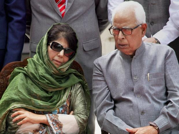 مقبوضہ کشمیر میں گورنر راج