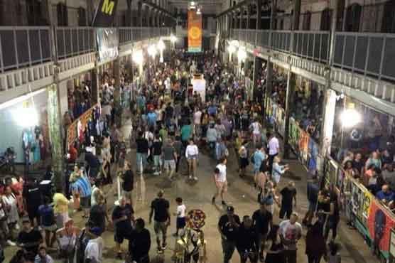 نیو جرسی: آرٹ فیسٹیول کے دوران گولیاں چل گئیں، 22 افراد زخمی